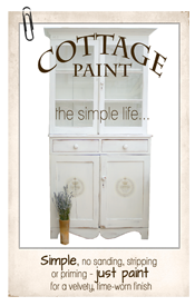 Cottage Paint Furniture Refinishing
