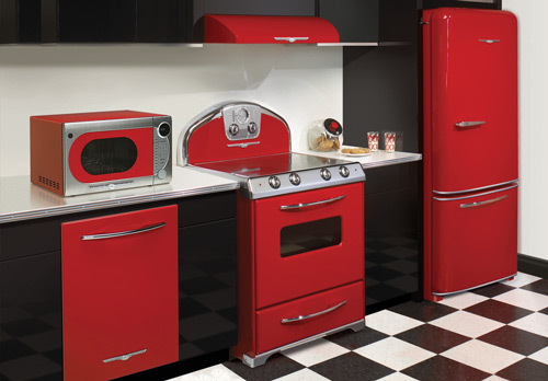 Elmira Stove Works Northstar Kitchen Appliances